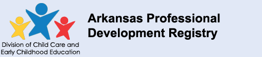 arkansas professional development registry logo